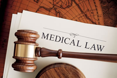 Court Hammer on Medical Law Paper
