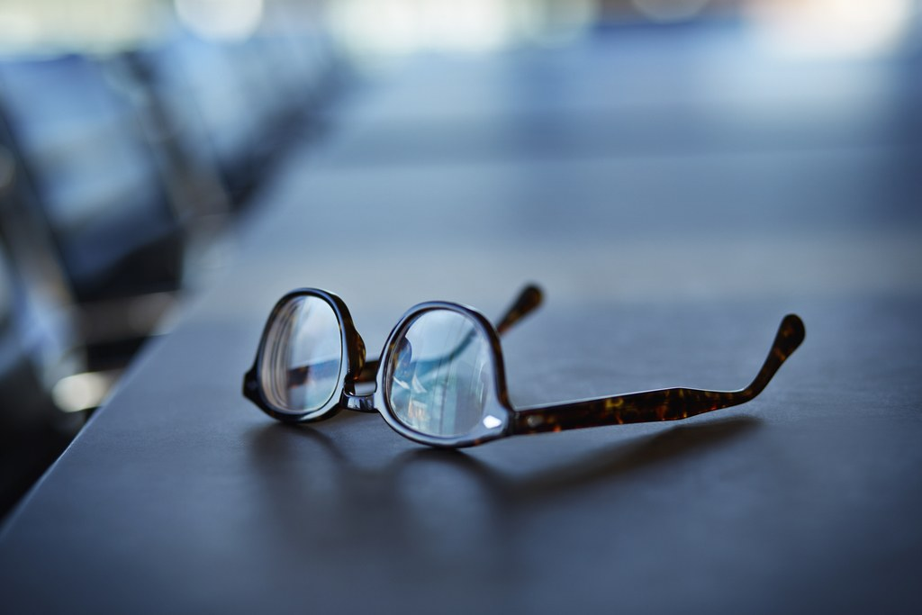 Glasses Placed on the Table