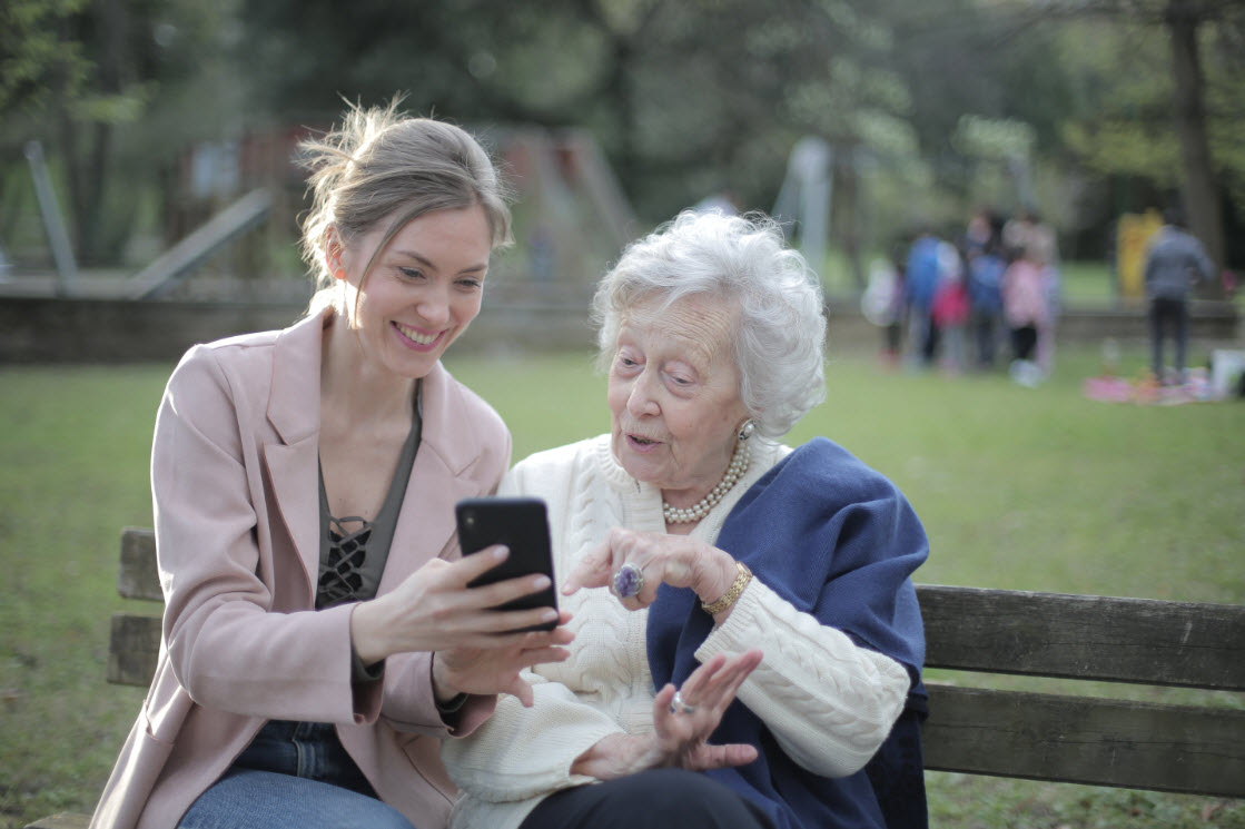 Elderly and Telehealth